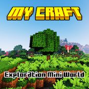 Скачать My Craft Exploration Mini World [Без Рекламы] версия 7.1 apk на Андроид