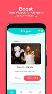 Скачать TikFollowers - get tiktok followers & tiktok likes [Без кеша] версия 1.0.5 apk на Андроид